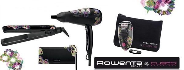 Rowenta Beauty by Custo Barcelona