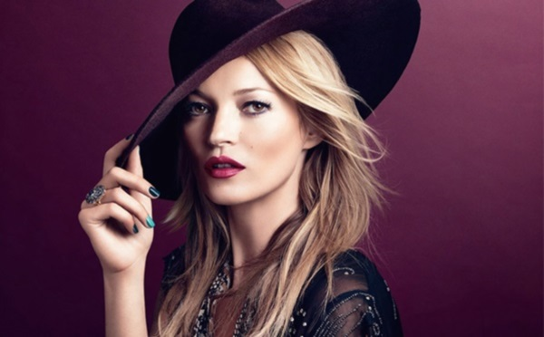 Kate Moss repite con Rimmel London
