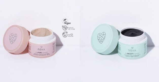 Mascarillas Faciales de Miya Cosmetics